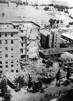 The Bombing Of The King David Hotel